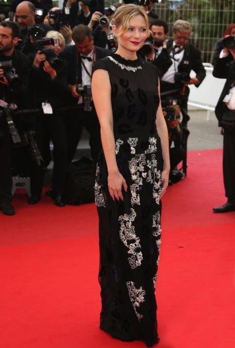 Kirsten Dunst at the Premiere of Inside Llewyn Davis