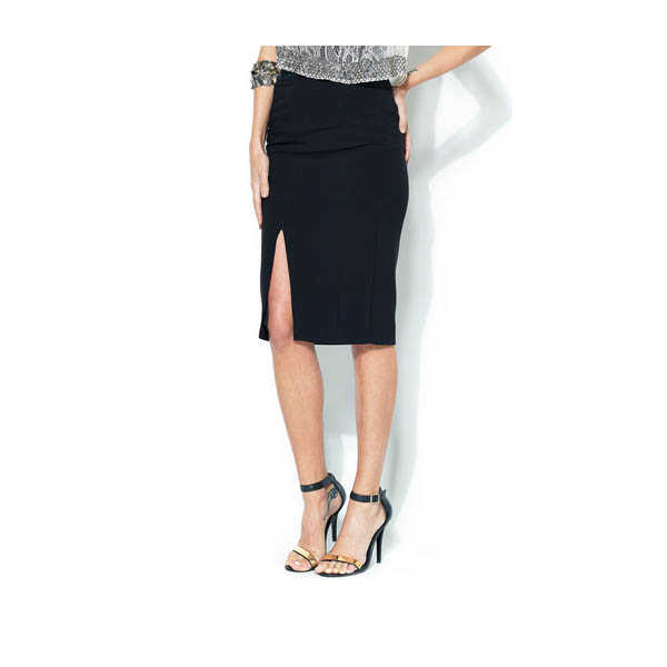 Slit Skirt:
