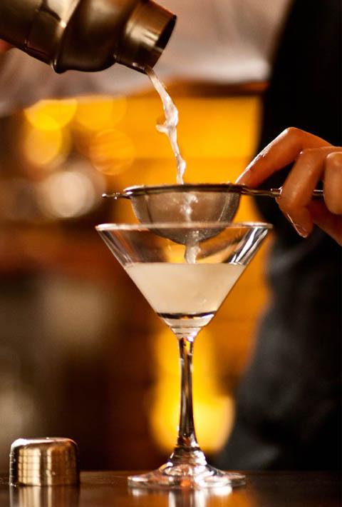 A Signature Cocktail