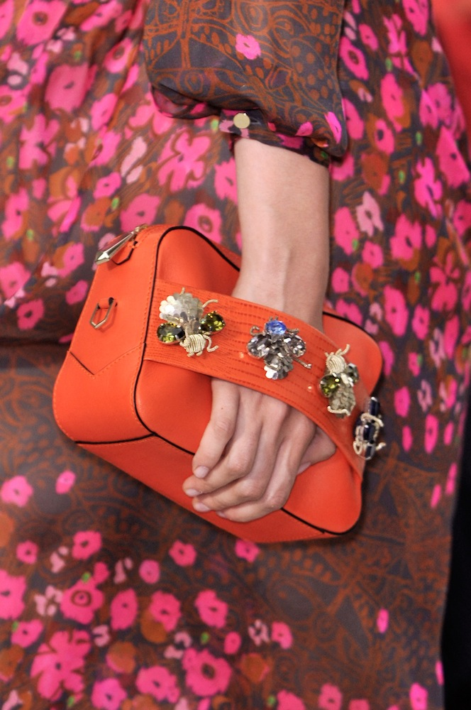 Handheld Clutches at Matthew Williamson