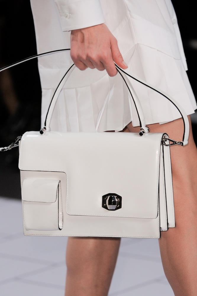 White Bags at Viktor & Rolf