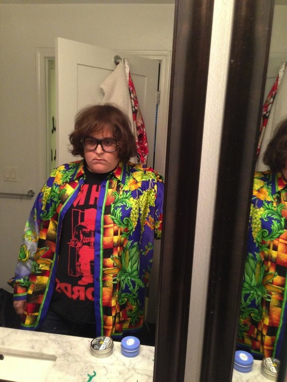 """The """"Does this outfit make me look fat?"""" selfie"""