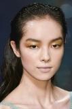 Alberta Ferretti's Golden Eye