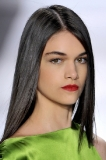 Carlos Miele's Matte Red Lips