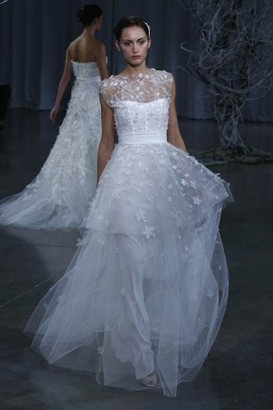 The 20 Most Beautiful Bridal Gowns of 2013 - theFashionSpot
