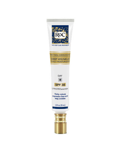 ROC Deep Wrinkle Daily Moisturizer