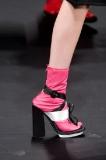 Prada Spring 2013: Pink Sock Pump