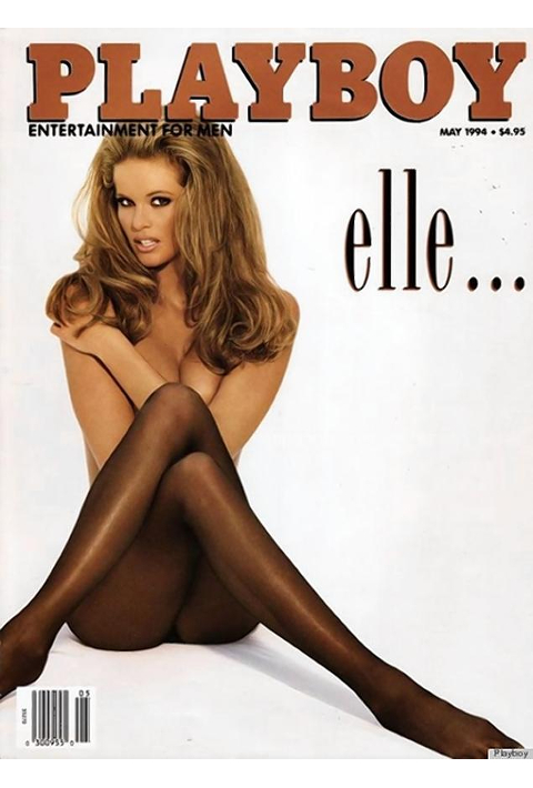 Elle Macpherson for Playboy May 1994