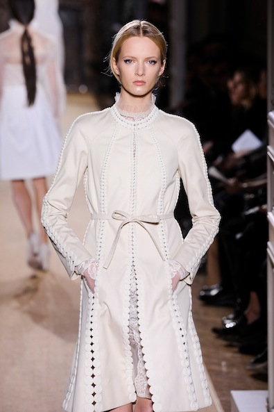 Waist Emphasis: Valentino