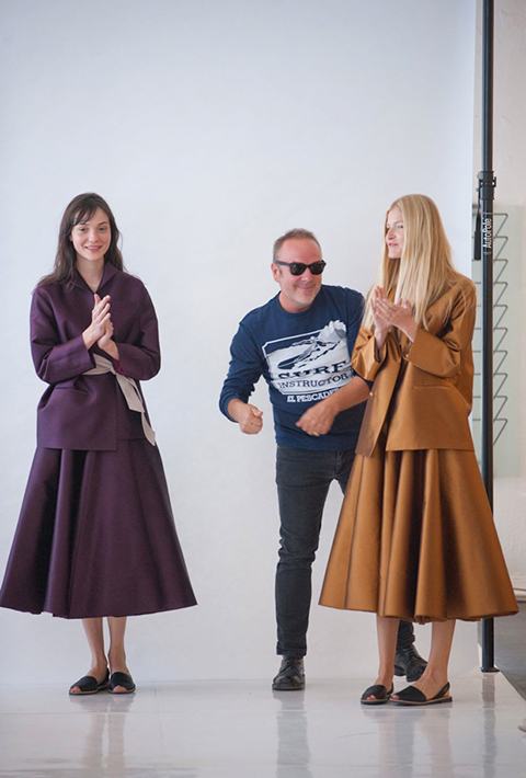 Honorary Award for Ethical Fashion — Organic by John Patrick