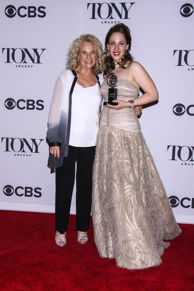 Carole King & Jessie Mueller