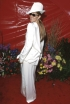 Celine Dion at the 71st Academy Awards