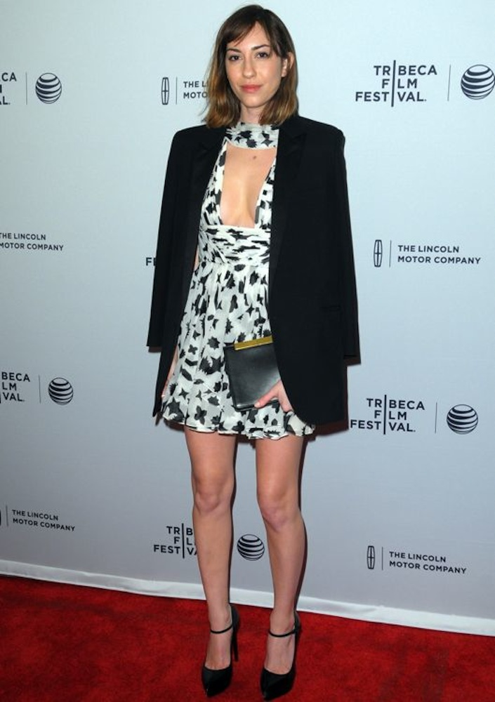 Gia Coppola at the Premiere of Alex of Venice