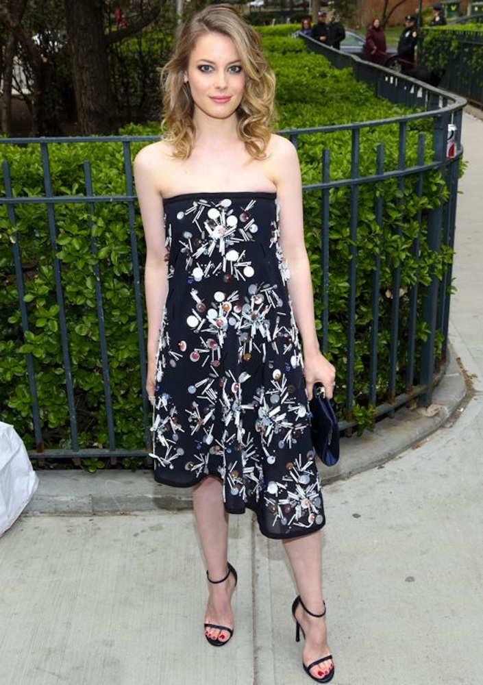 Gillian Jacobs at the Premiere of Life Partners