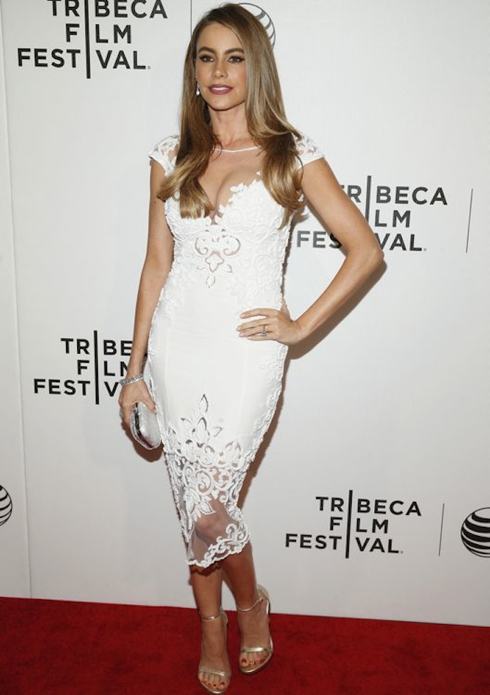 Sofia Vergara at the Premiere of Chef