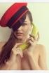 Miranda Kerr's Bananas Photo Shoot