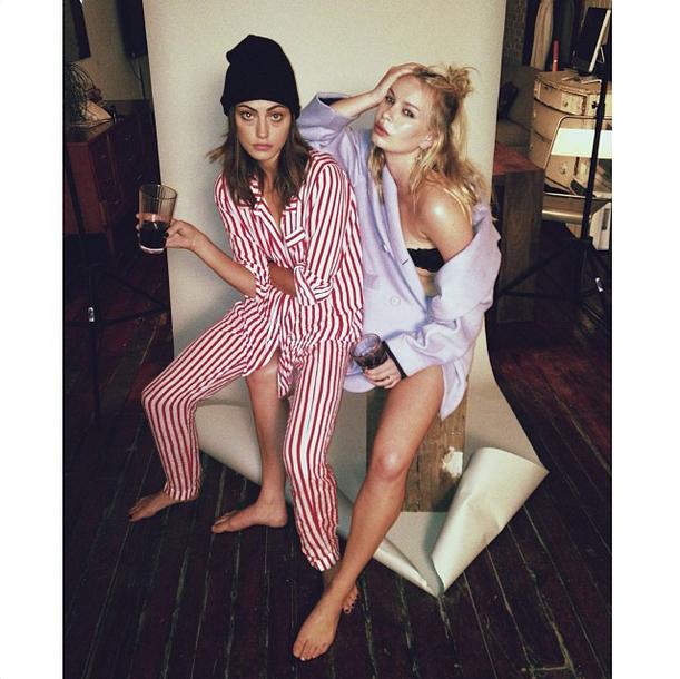 Phoebe Tonkin Earns Her Gatecrashing Stripes