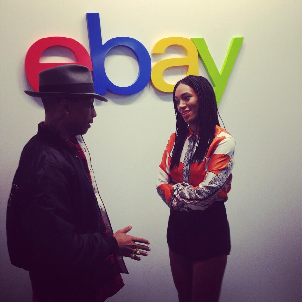 When Pharrell Met Solange
