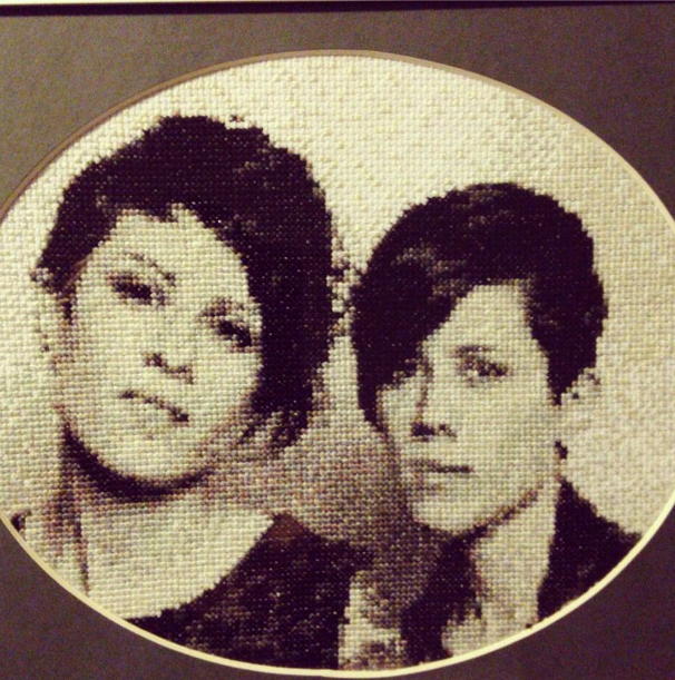 Tegan and Sara's Fan Art