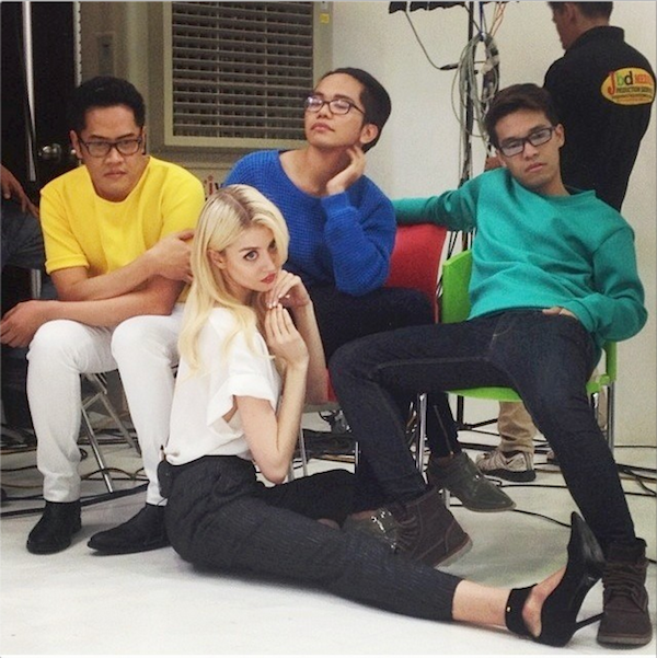 Allison Harvard's With the Band