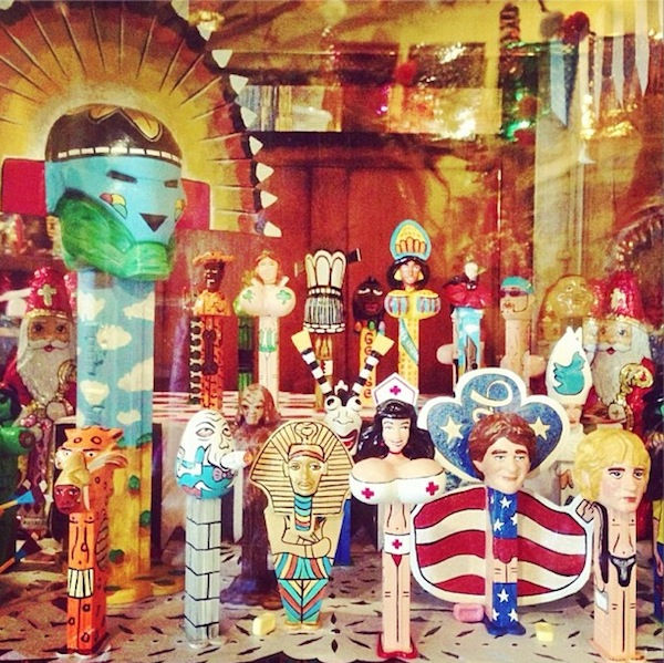 Kelly Framel's Sweet Pez Collection
