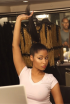 Nicki Minaj Goes Natural
