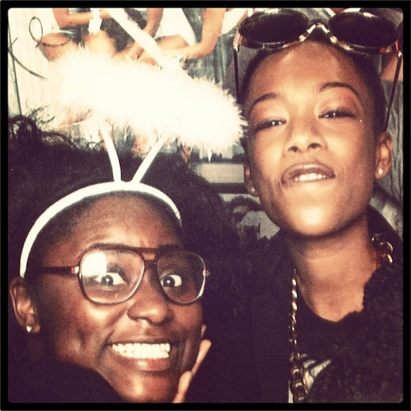 Samira Wiley Stays in Character