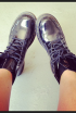 Ashley Madekwe's Boots
