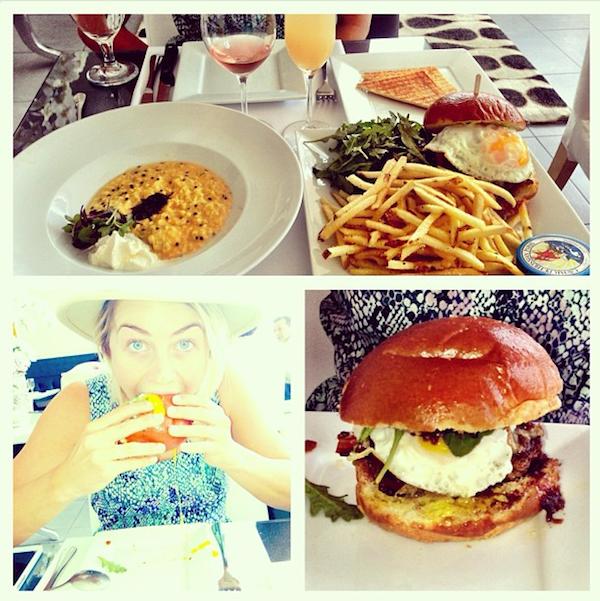 Julianne Hough's French Diet