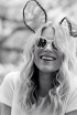 Dree Hemingway in Central Park