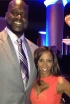 Holly Robinson Peete Stands in Shaq's Shadow