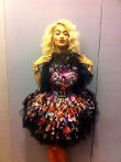 Rita Ora Wins an Award in McQueen