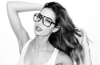 Lily Aldridge Dresses Up as Terry Richardson
