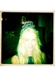 Lindsay Ellingson Rings in the New Year