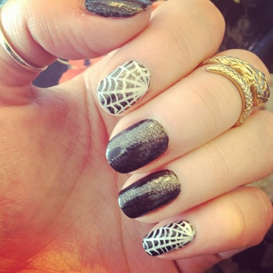 Fearne Cotton's Weekend Manicure