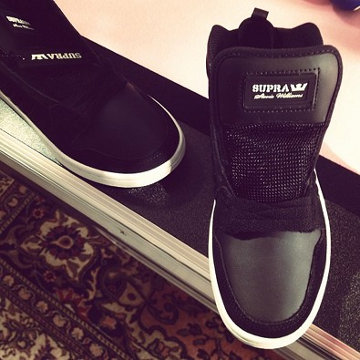 Samantha Ronson's Supras