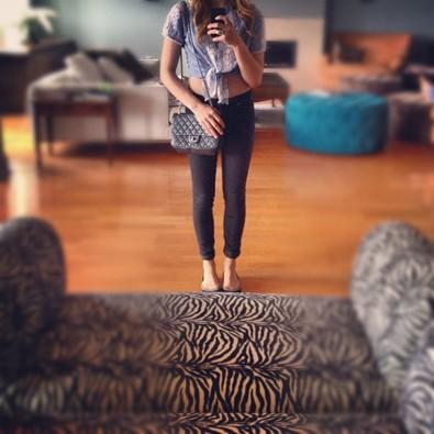 Chloe Moretz's Summer Style