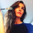 Hilary Rhoda Channels The Little Mermaid
