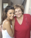 Eva Longoria is a Mama's Girl