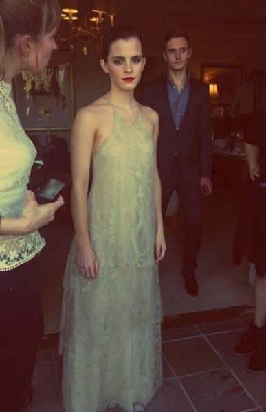 Ethereal Emma Watson