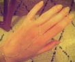 Rosie Huntington-Whiteley's Hand Jewels