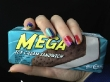 Cameron Russell's Mega-Colorful Nails