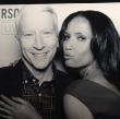 Padma Lakshmi Cuddles Up to Anderson Cooper