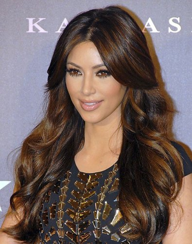 A Multi-Faceted Kim Kardashian