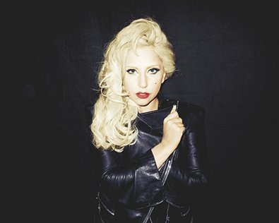 Lady Gaga Shot by Terry Richardson