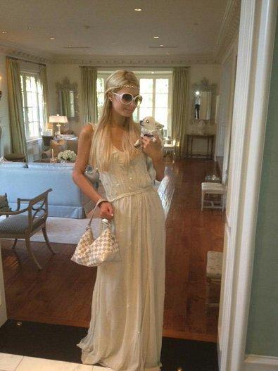 Paris Hilton's Fashionable Family