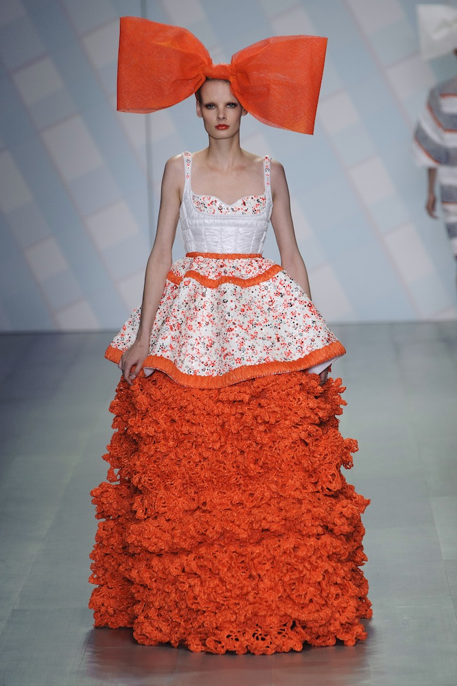 16 most ugly dresses from the 2015 runways thefashionspot junglespirit Choice Image