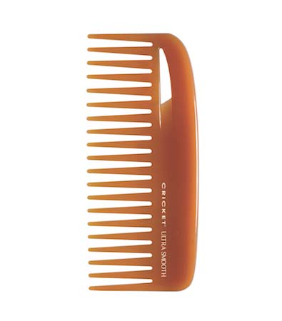 Cricket Ultra Smooth Argan & Olive Oil Conditioning Comb