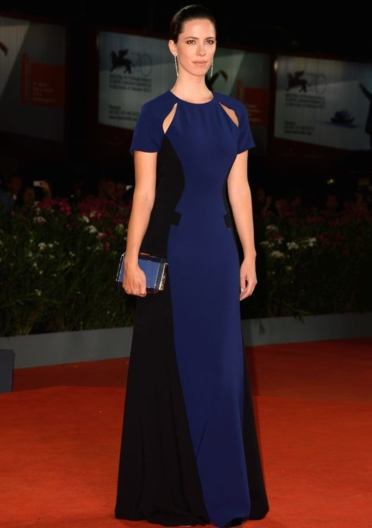 Rebecca Hall at the Premiere of Une Promesse