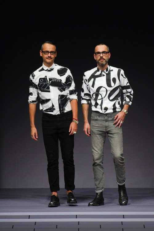 Viktor & Rolf SS 2014